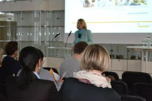 Soulution Coaching Silke Mekat Unternehmensberatung für familienbewusste Personalpolitik Veranstaltung April Silke Mekat