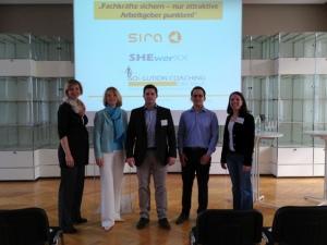 Soulution Coaching Silke Mekat Unternehmensberatung für familienbewusste Personalpolitik Veranstaltung Fachkräfte sichern