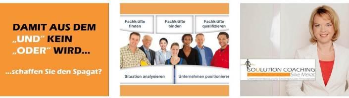 Soulution Coaching Silke Mekat Vereinbarkeit von Beruf und Familie