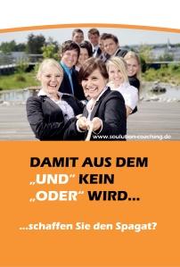 Soulution Coaching Silke Mekat Vereinbarkeit von Beruf und Familie Mitarbeiterbindung